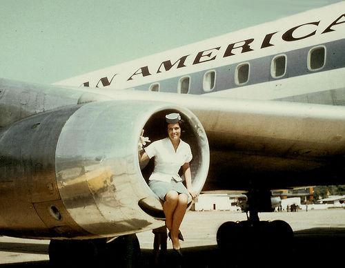 Paisley Babylon Jet Set 60s Modern