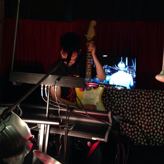 Joe Wallace ElectroHarmonixRavishSitar