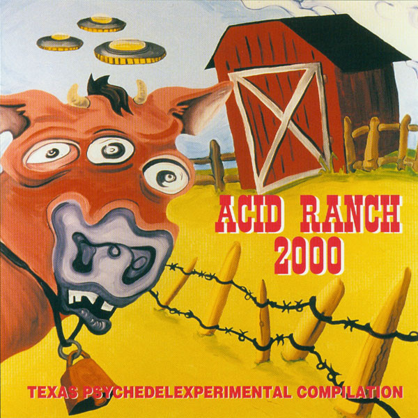 Paisley Babylon Acid Ranch 2000